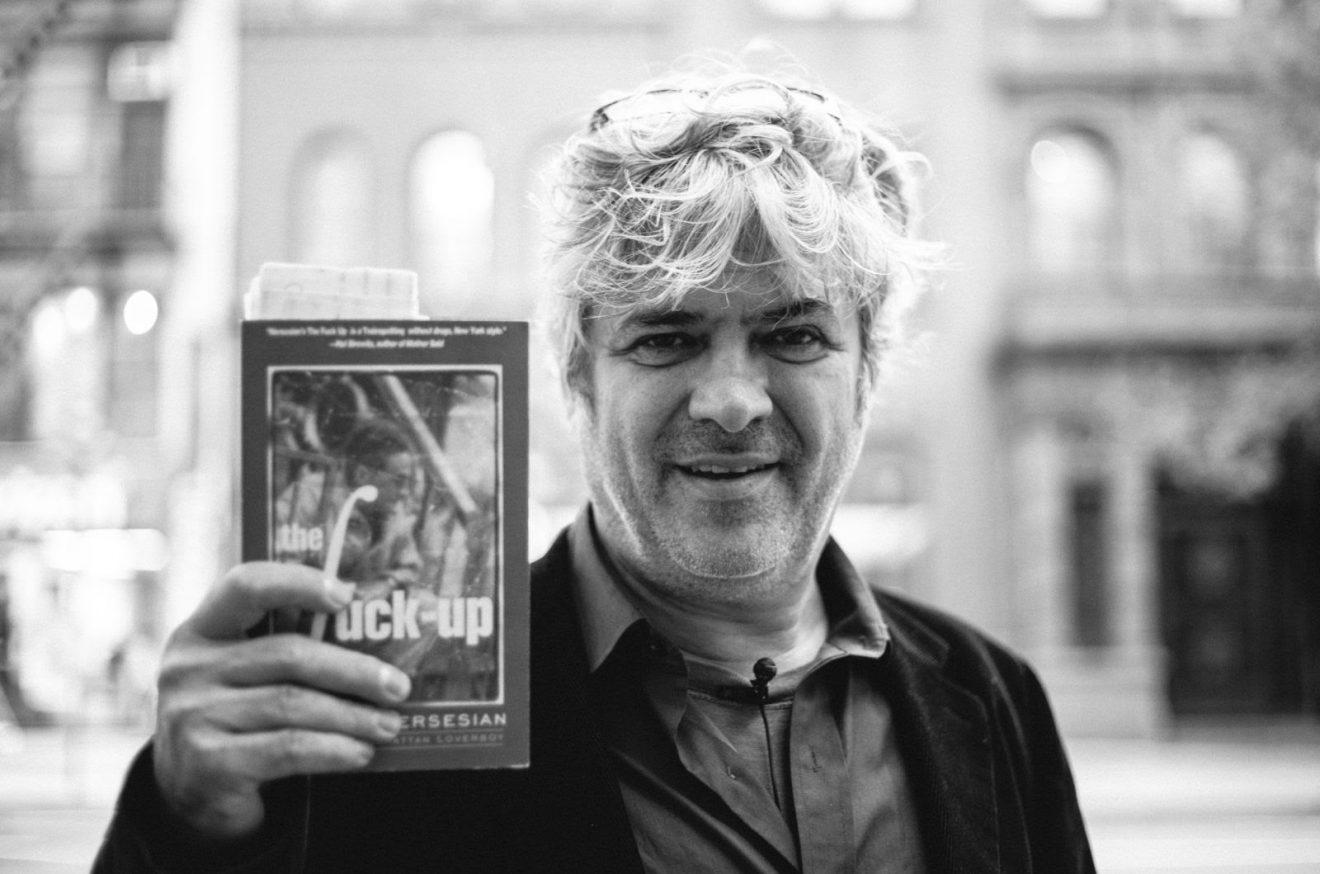 Arthur Nersesian - Writer, New York