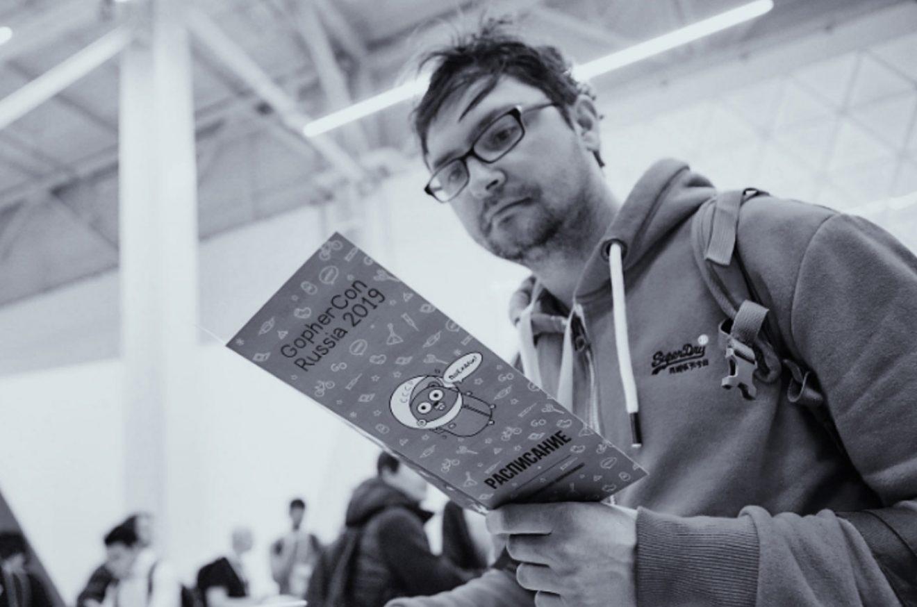 Georgy - Software developer, Berlin