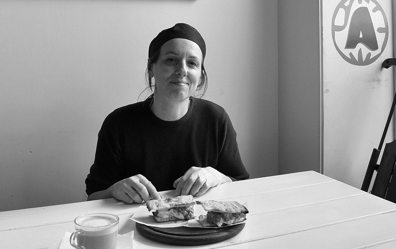 Gaia Bagnasacco - The Owner of Gaia Café