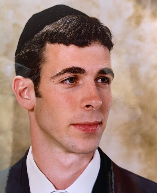 Meir Briskman young